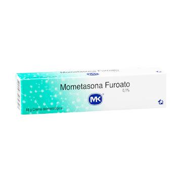 Mometasona Furoato MK 1g   Crema Tubo x15g