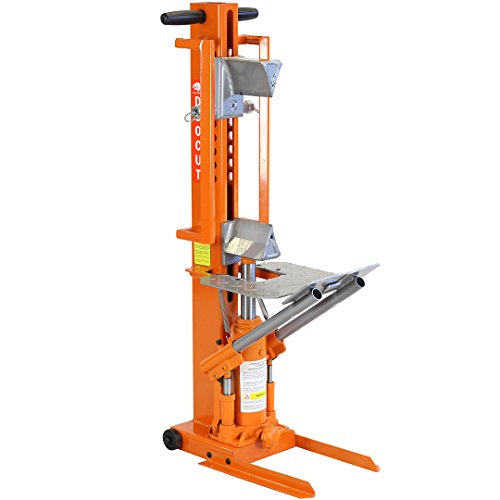 Forest Master Ltd DUO10T Log Splitter, Orange