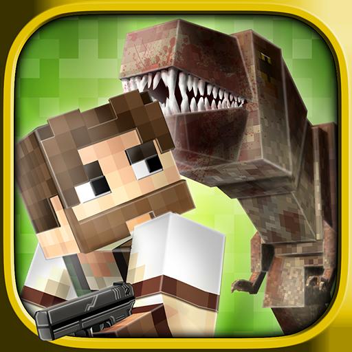 The Hunt: Jurassic Craft World