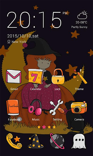 Witch Costume - ZERO Launcher