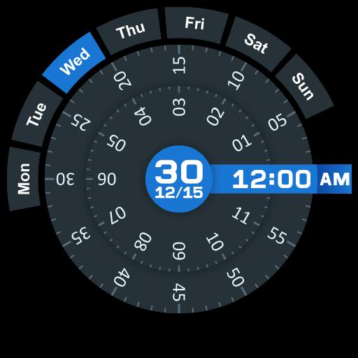 Clear Clock 個人化 App LOGO-硬是要APP