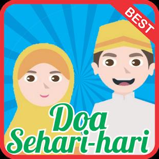 Doa Sehari-Hari mp3 Arab Latin - náhled