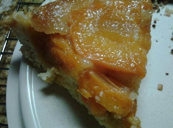 Apricot Cake Tatin Recipe