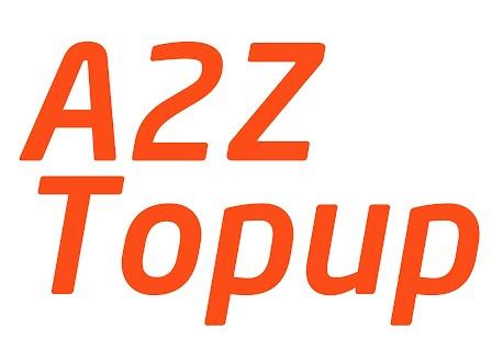 A2Z TOPUP APP - náhled