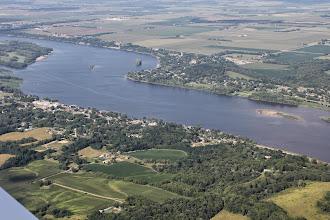 Photo: Missouri River, in South Dakota