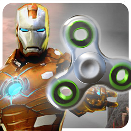 Spinner vs Superheroes file APK Free for PC, smart TV Download