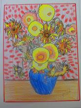 Photo: Van Gogh Alumnos de 3º María José