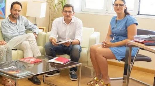 Otro 'almeriense' en Moncloa: Antonio Hernando, mano derecha del presidente