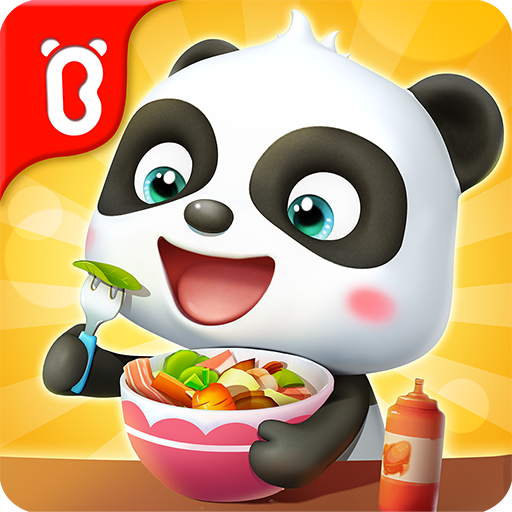 Baby Panda Makes Fruit Salad - Salad Recipe & DIY