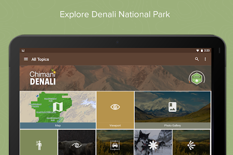 Denali National Park: Chimani- screenshot thumbnail