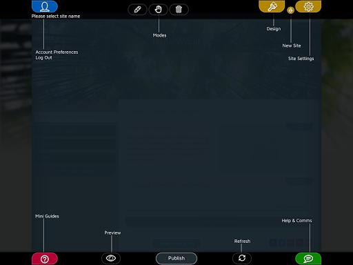 Website Builder for Android screenshot 16