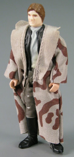 Action figure:Star Wars: Return of the Jedi - Han Solo