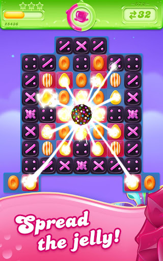 Candy Crush Jelly Saga filehippodl screenshot 13