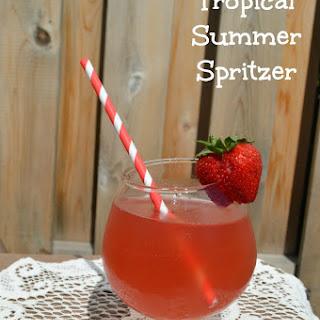 Tropical Summer Spritzer