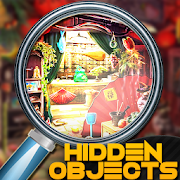 Hidden Objects Game- Search Objects & Find Objects