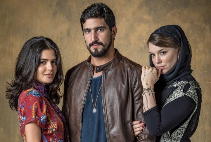 Laila, Jamil e Dalila Órfãos da Terra