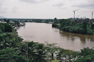 Photo: #014-Kuching-Vue du Hilton