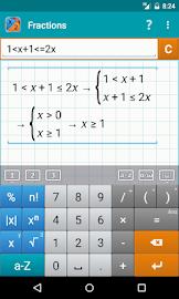 Fraction Calculator MathlabPRO Screenshot 4