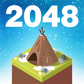 Age of 2048:Creation de Civilisation Ville(Puzzle)