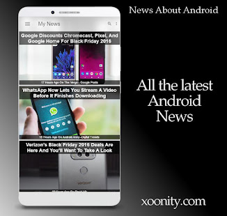 News About Android - Gadgets And Mobile News - Apps en