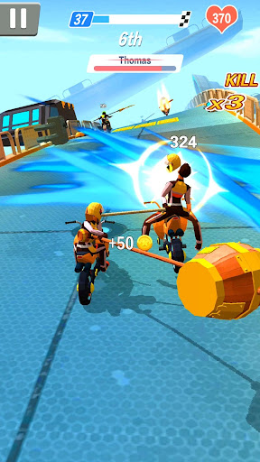 Racing Smash 3D 1.0.4 screenshots 4