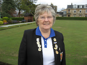 Photo: Lady Vice Captain 2010 Eileen Straine