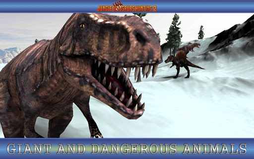 Jungle Dinosaurs Hunting 2- Dino hunting adventure  {cheat|hack|gameplay|apk mod|resources generator} 4