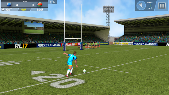 Rugby League 17- screenshot thumbnail