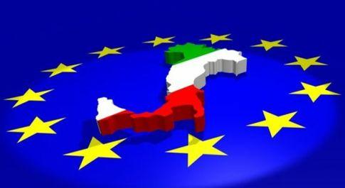 L'Italia al centro dell'Europa