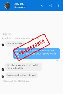 Friendzoned : Sms Game App Download For Android and iPhone 8