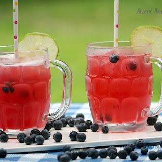Caribbean Berry Splash