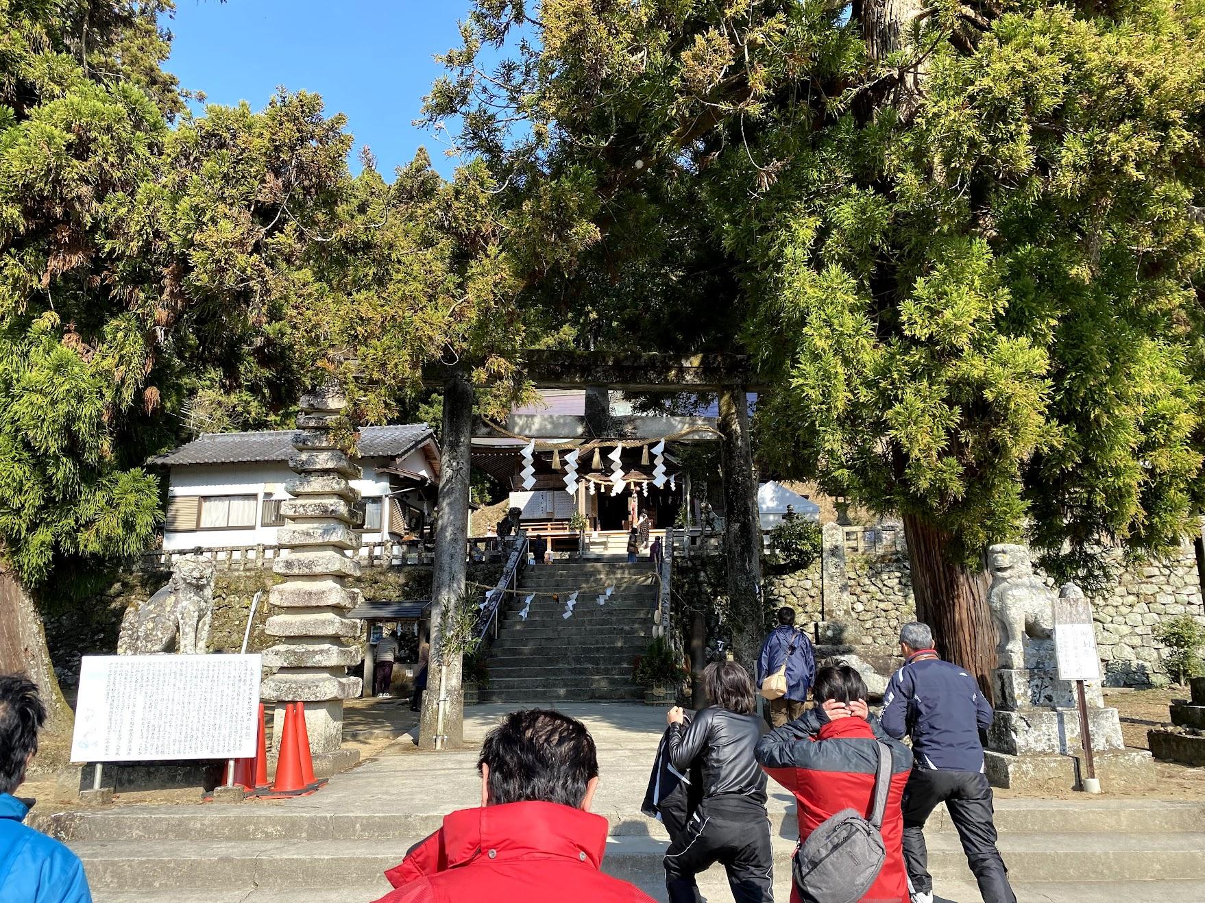 賀茂神社に向かいます