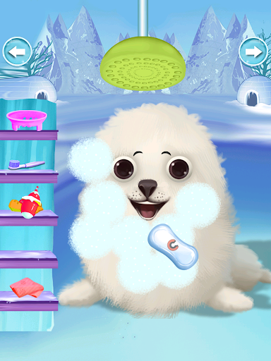 ice animal rescue
