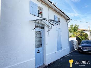maison à Mortagne-sur-Gironde (17)