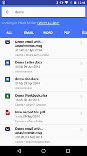 SuiteFiles for Android- screenshot thumbnail