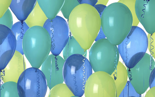 Balloon Live Wallpaper