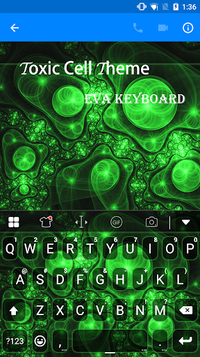 玩免費遊戲APP|下載Toxic Deadly Keyboard -Diy Gif app不用錢|硬是要APP