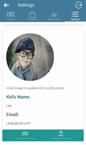 android CoolAppHQ PiggyBank Pro Screenshot 16
