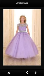 Gown For Girls - náhled