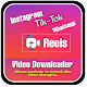 Download Video Downloader for Reels Instagram Tik-tok Likee For PC Windows and Mac