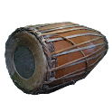 Indian musical instruments icon