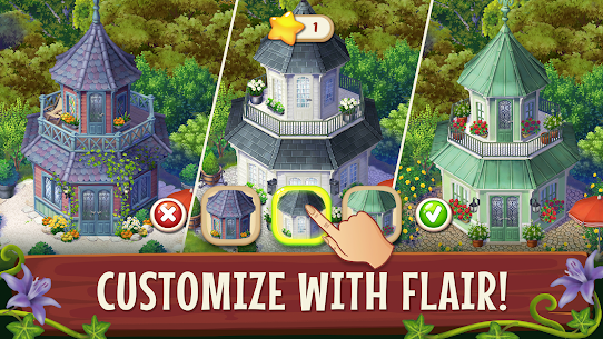 Lily's Garden Mod APK 1.67.0 (Unlimited Coins + Stars) for Android 3
