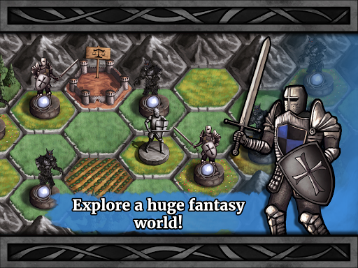 The Paladin's Story: Melee & Text RPG (Offline) apkdebit screenshots 15