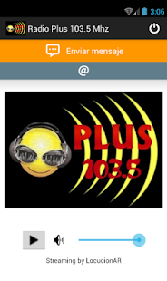 Radio Plus 103.5 Mhz- screenshot thumbnail
