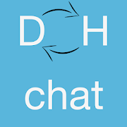 Deaf - Hearing Chat (DH Chat) 3.8 Icon
