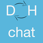 Deaf - Hearing Chat (DH Chat) icon