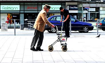 Photo: Mobilität: Begegnung mit Rollen