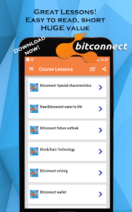 Bitconnect cryptocurrency (BBC) - Crypto altcoin - náhled