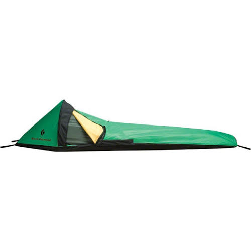 Black Diamond Bipod Bivy Shelter: Green