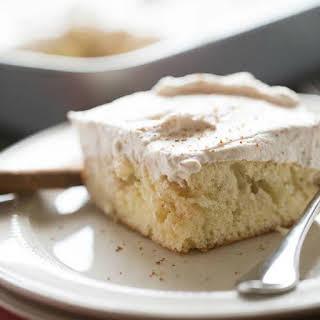 Snickerdoodle Poke Cake.